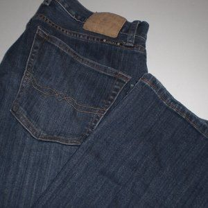Lucky Brand 221 Original Straight Mens 33X32 JEANS